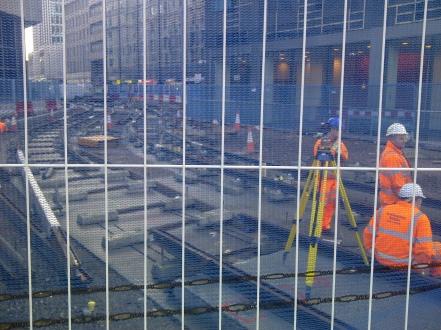 (Birmingham's new city-centre tram)